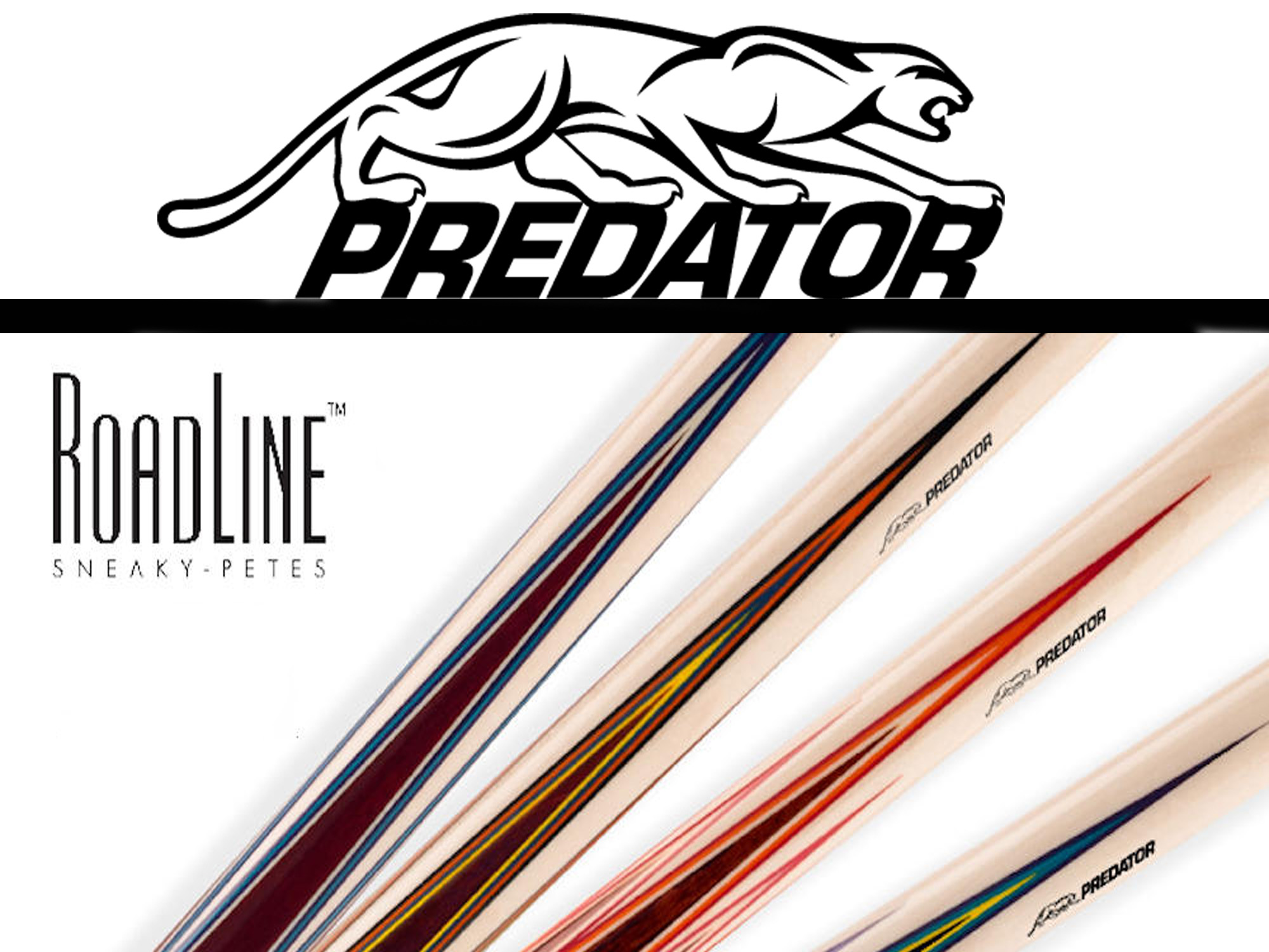 Predator Roadline Sneaky Peates, everything you need to know about these new cues.